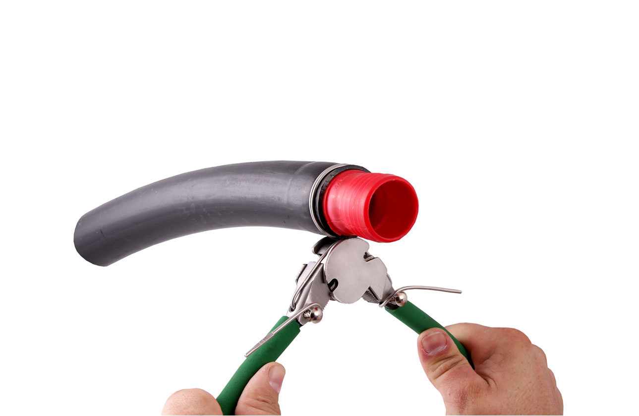 Leo Clamp Pliers (patent no 2010/06079) | advanced clamping pliers